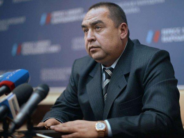 Источник: глава ЛНР Игорь Плотницкий сбежал в Россию