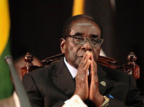 Мугабе покинул пост президента Зимбабве