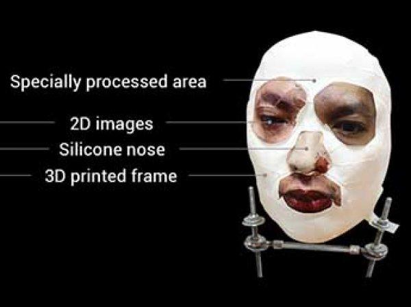Вьетнамцы создали маску для взлома iPhone X