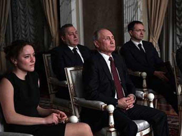 "Путина впечатлила премьера фильма ""Легенда о Коловрате"""