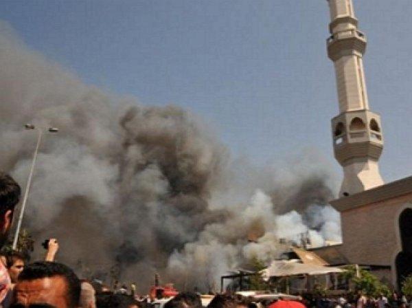 Появилось первое видео с места страшного теракта в Египте, где погибли 235 человек