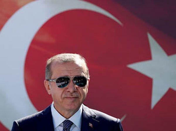 Президент Турции Эрдоган обвинил США в финансировании ИГИЛ