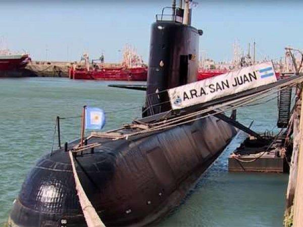 """СМИ рассказали о двух моряках, покинувших подлодку """"Сан-Хуан"""" перед ее исчезновением"""