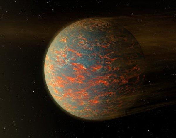"""Ученые НАСА обнаружили """"планету-алмаз"""" с пригодной для жизни атмосферой"""