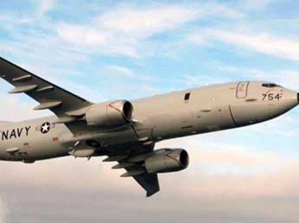 Минобороны раскрыло детали перехвата самолета-разведчика США над Черным морем