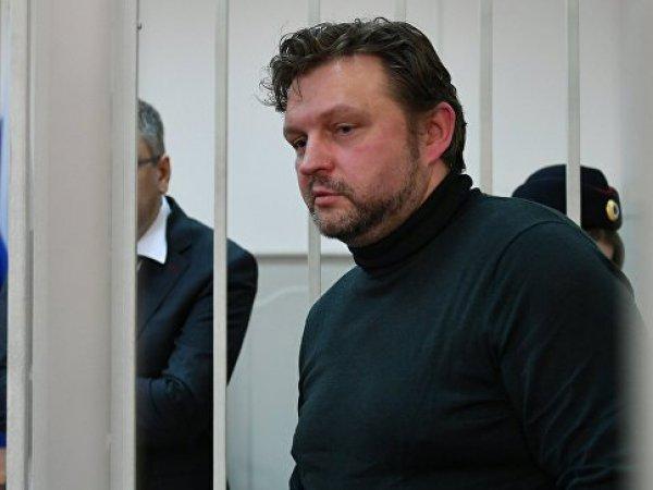 Экс-губернатор Никита Белых женился в СИЗО