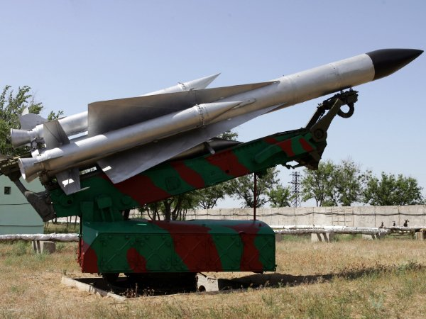 СМИ: советские С-200 выдержали ответный удар F-35
