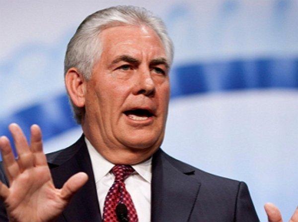 СМИ: Глава ЦРУ Помпео сменит Тиллерсона на посту госсекретаря США