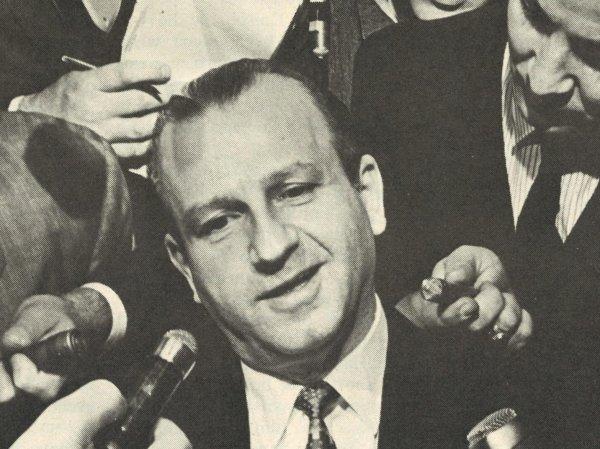 В архиве ФБР обнаружили возможную причастность Джека Руби к покушению на Кеннеди