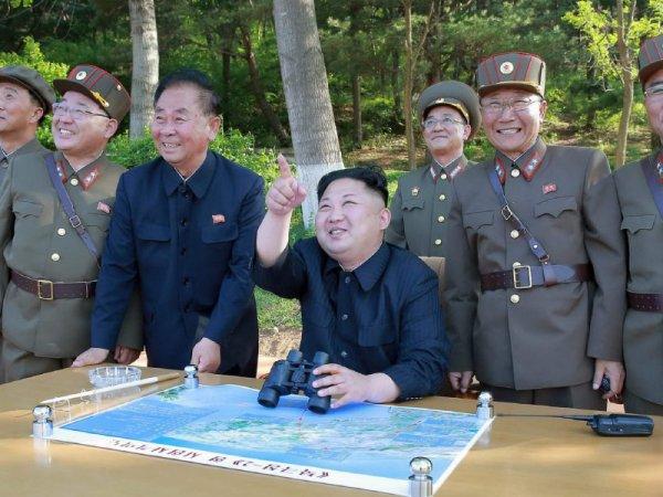 Эксперт: запущенная КНДР ракета может достичь Вашингтона