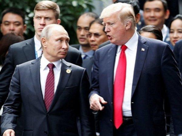 Трамп объяснил, почему Обама не поладил с Путиным