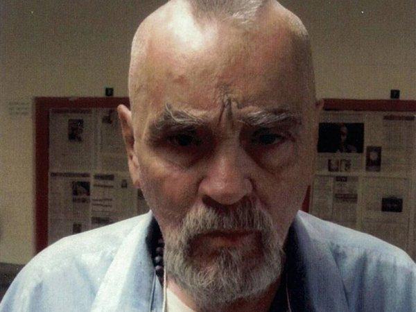 СМИ: в США умер серийный убийца Чарльз Мэнсон