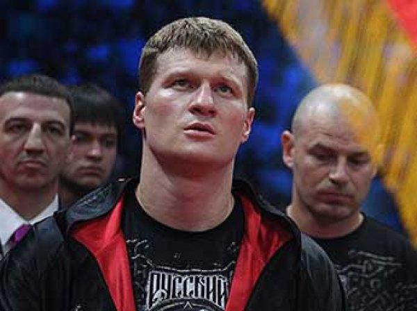 Боксера Поветкина оштрафовали на  тыс. за допинг, но сняли пожизненную дисквалификацию