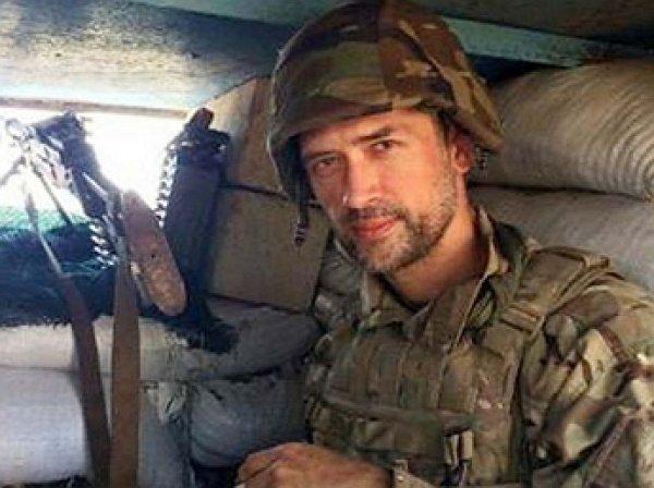 Пашинин покинул «передовую» в Донбассе ради съемок фильма