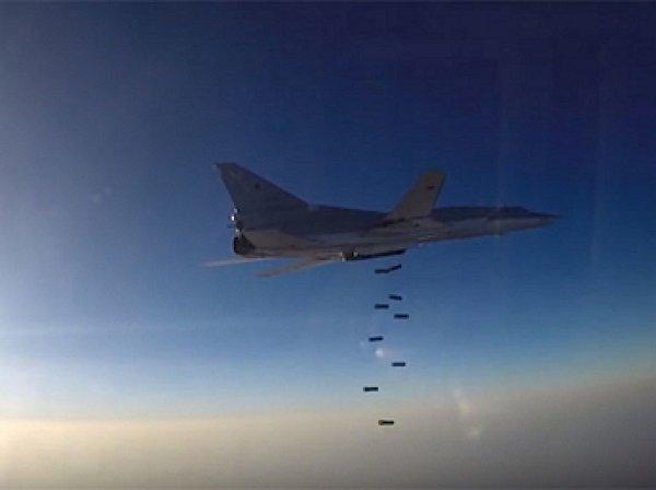 """Подлодка """"Колпино"""" и ВКС РФ ударили по ИГИЛ в Сирии"""