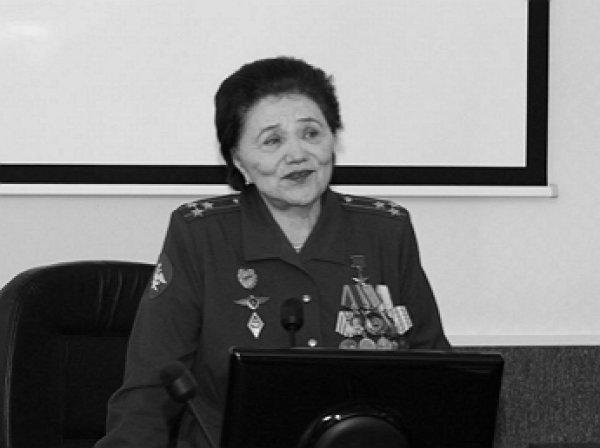 Умерла лётчик-испытатель Марина Попович
