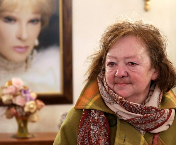 Последние минуты жизни дочери Гурченко попали на видео