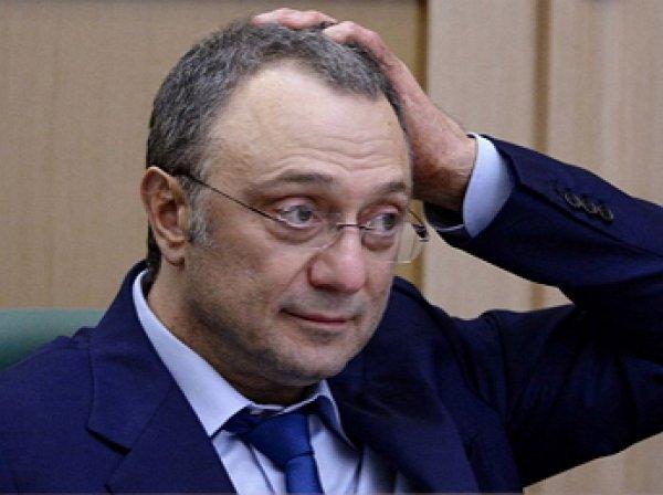 В Ницце задержали российского сенатора Керимова