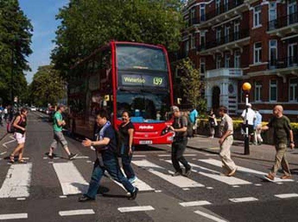 В Лондоне автобусы переводят на биотопливо из кофейной гущи