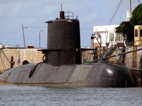 """Аргентинские военные назвали возможную причину взрыва на подлодке """"Сан-Хуан"""""""