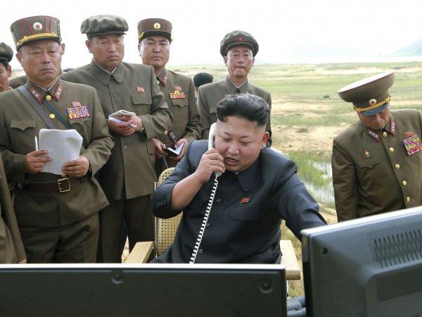 СМИ: США готовятся нанести удар по стартовым площадкам КНДР