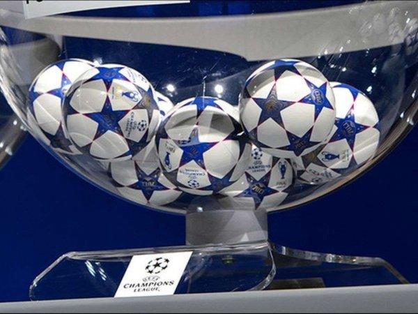 Жеребьевка Лиги чемпионов 2017 2018 1/8 финала: результаты озвучены в Ньоне 10 декабря