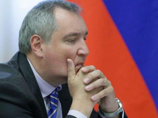 """Рогозин не стал спорить с пользователем, назвавшим """"Роскосмос"""" """"проедающей бюджет шелупонью"""""""