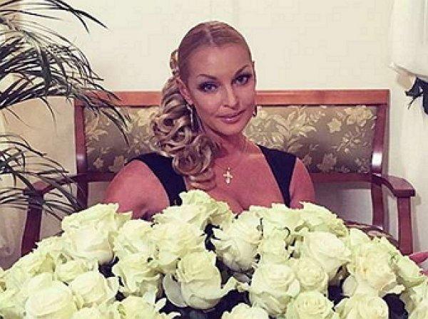 Волочкова публично оскорбила своего экс-любовника