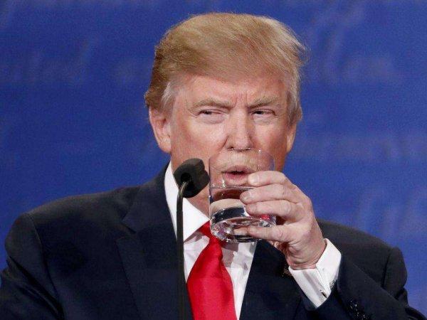 ИноСМИ рассказали о приступах ярости и любви к фаст-фуду Дональда Трампа