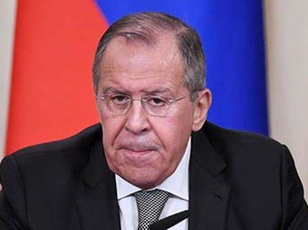Лавров назвал следующую задачу военной операции в Сирии
