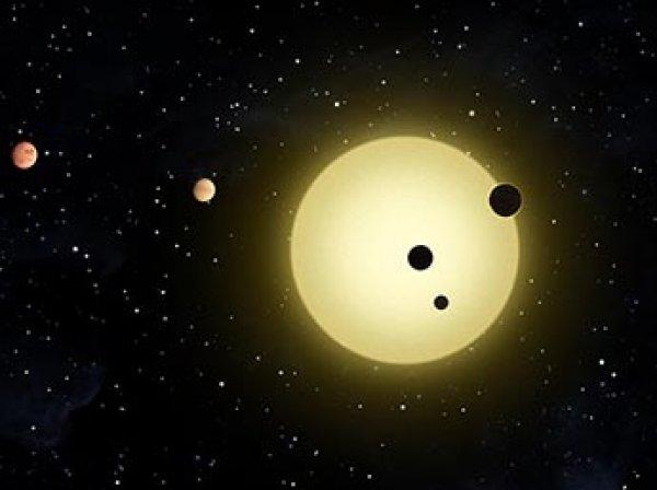 Астрономы НАСА впервые нашли двойник Солнечной системы