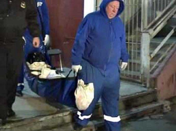 В Петербурге нашли тело связанной и голой китаянки с кляпом во рту