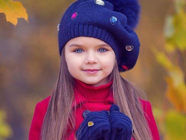 Девочку из Перми признали самым красивым ребенком