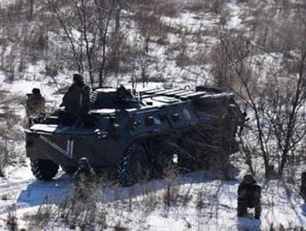 Российские военные покинули Донбасс