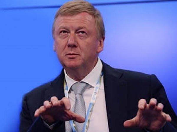 Мстительные строители ограбили Чубайса на 70 млн рублей