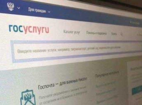 На сайте госуслуг в России появится раздел сообщений