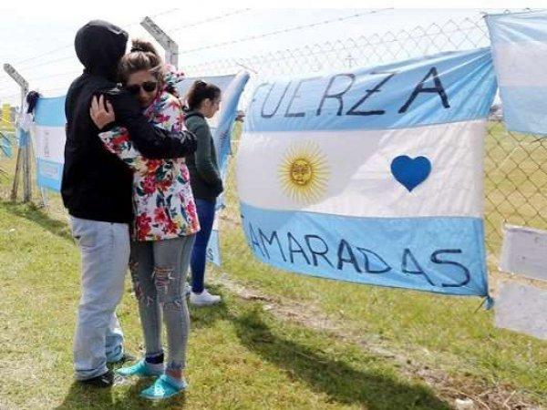 """Аргентина признала гибель экипажа подводной лодки """"Сан-Хуан"""": операция по спасению прекращена"""