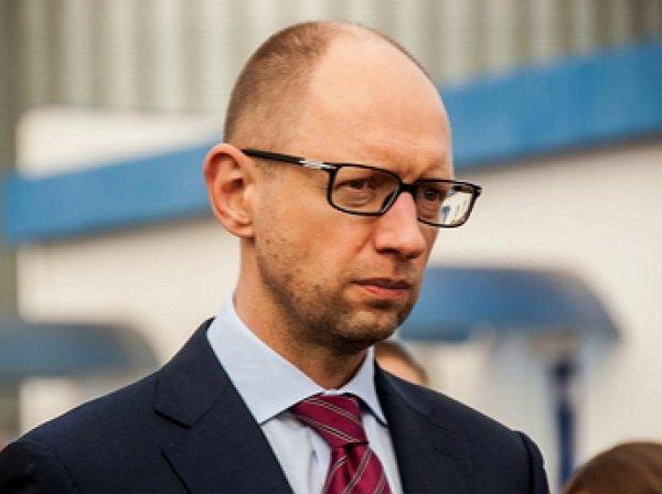 Яценюк раскрыл подробности приказа Турчинова по Крыму
