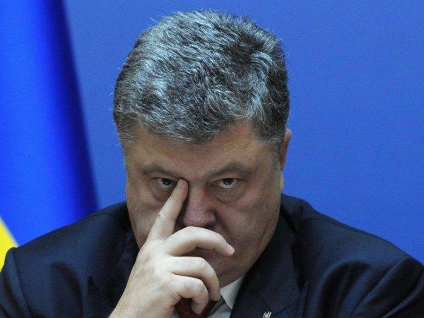 """""""Подлость украинского режима"""": соцсети высмеяли оговорку Порошенко"""