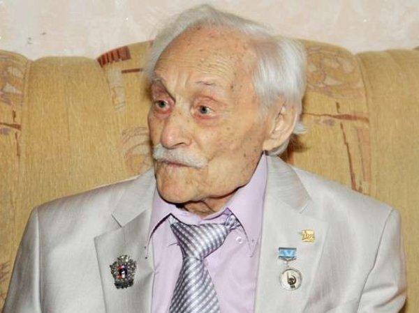 В Хабаровске скончался 100-летний ветеран четырех войн Лев Липович