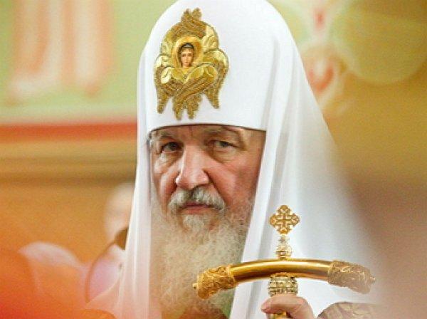 В Сети высмеяли идею установки прижизненного памятника патриарху Кириллу