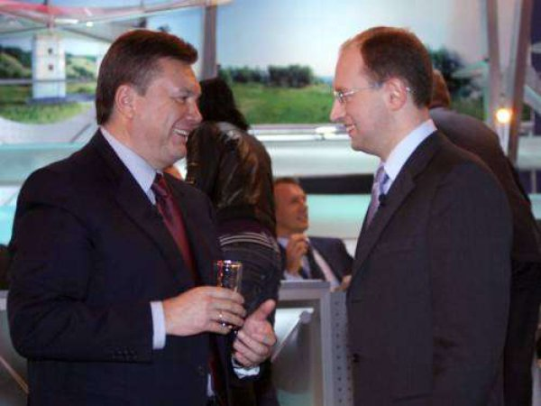 Яценюк: Янукович мог вернуть президентство в 2014 году