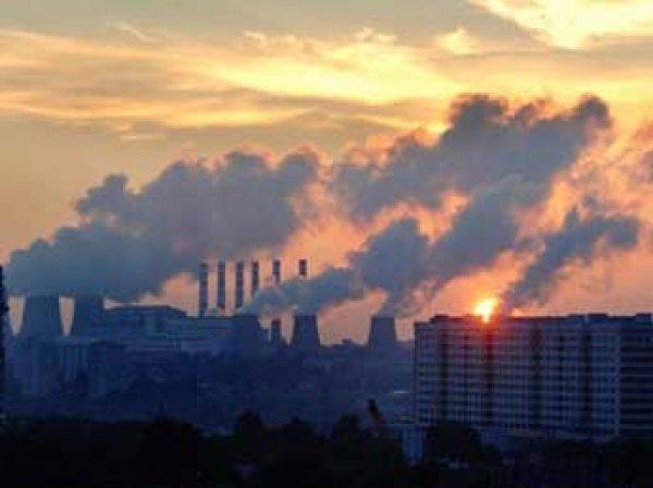 Сразу несколько районов Москвы окутало облако газа с запахом сероводорода
