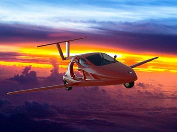В США анонсировали создание летающего спорткара