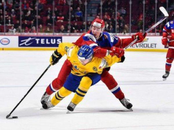 Хоккей, Россия - Швеция 14 декабря 2017: смотреть онлайн, где трансляция, прогноз (ВИДЕО)