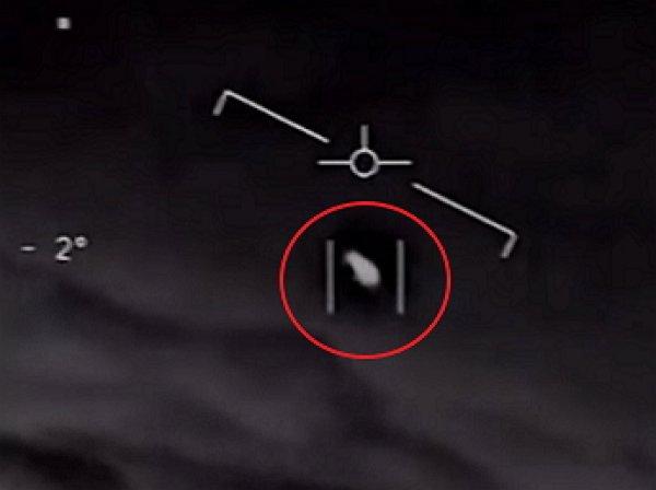 YouTube ВИДЕО: Пентагон опубликовал видео погони за НЛО