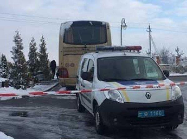 На Украине подорвали польский туристический автобус, Варшава назвала это провокацией