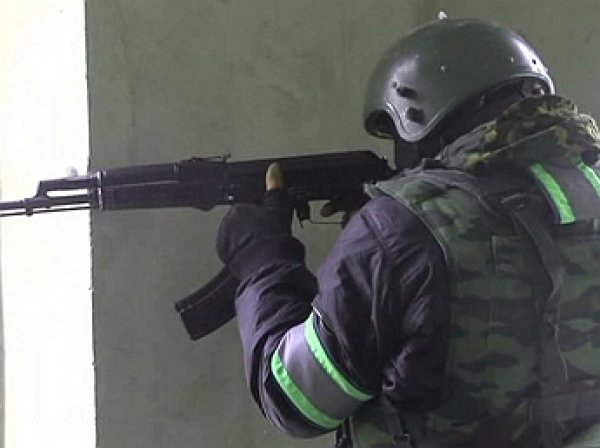 В Сети появилось видео с места ликвидации боевиков в Ставрополе