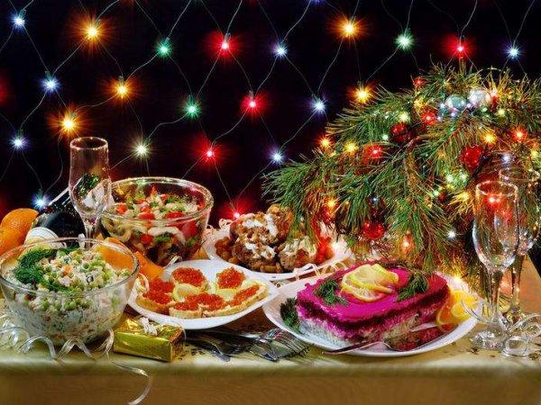 В Роспотребнадзоре назвали самые опасные блюда новогоднего стола
