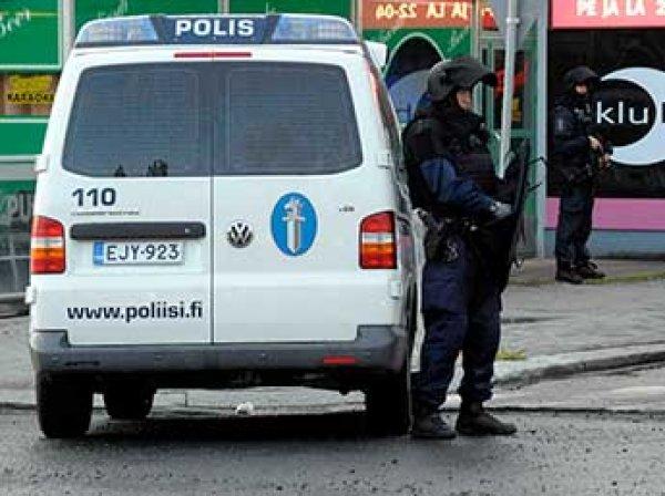 В Финляндии полиция пришла с обыском к автору статьир о слежке спецслужб за Россией
